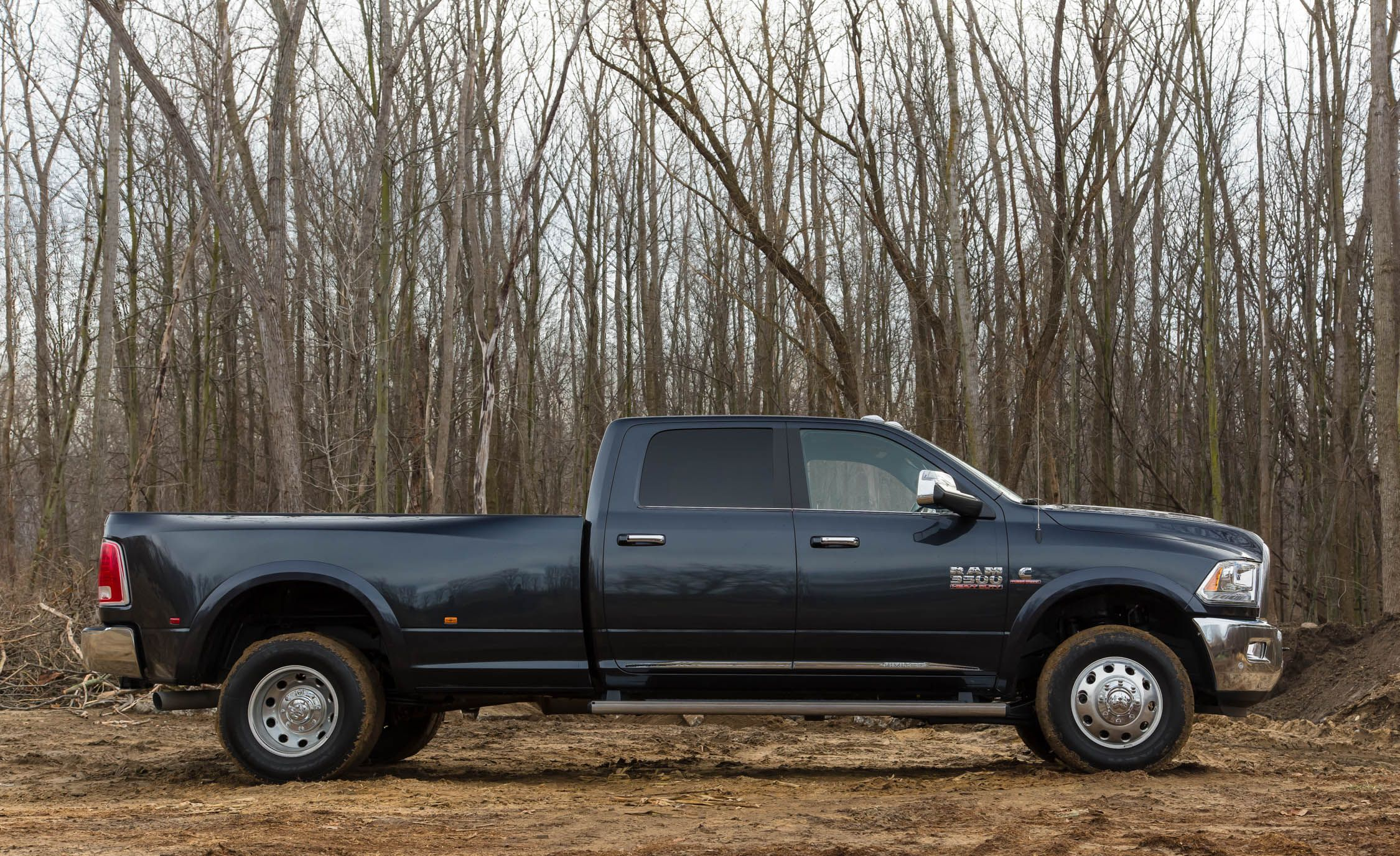 Ram 3500 Reviews Price Photos And Specs Car Driver Wiring Diagram 2012 Dodge