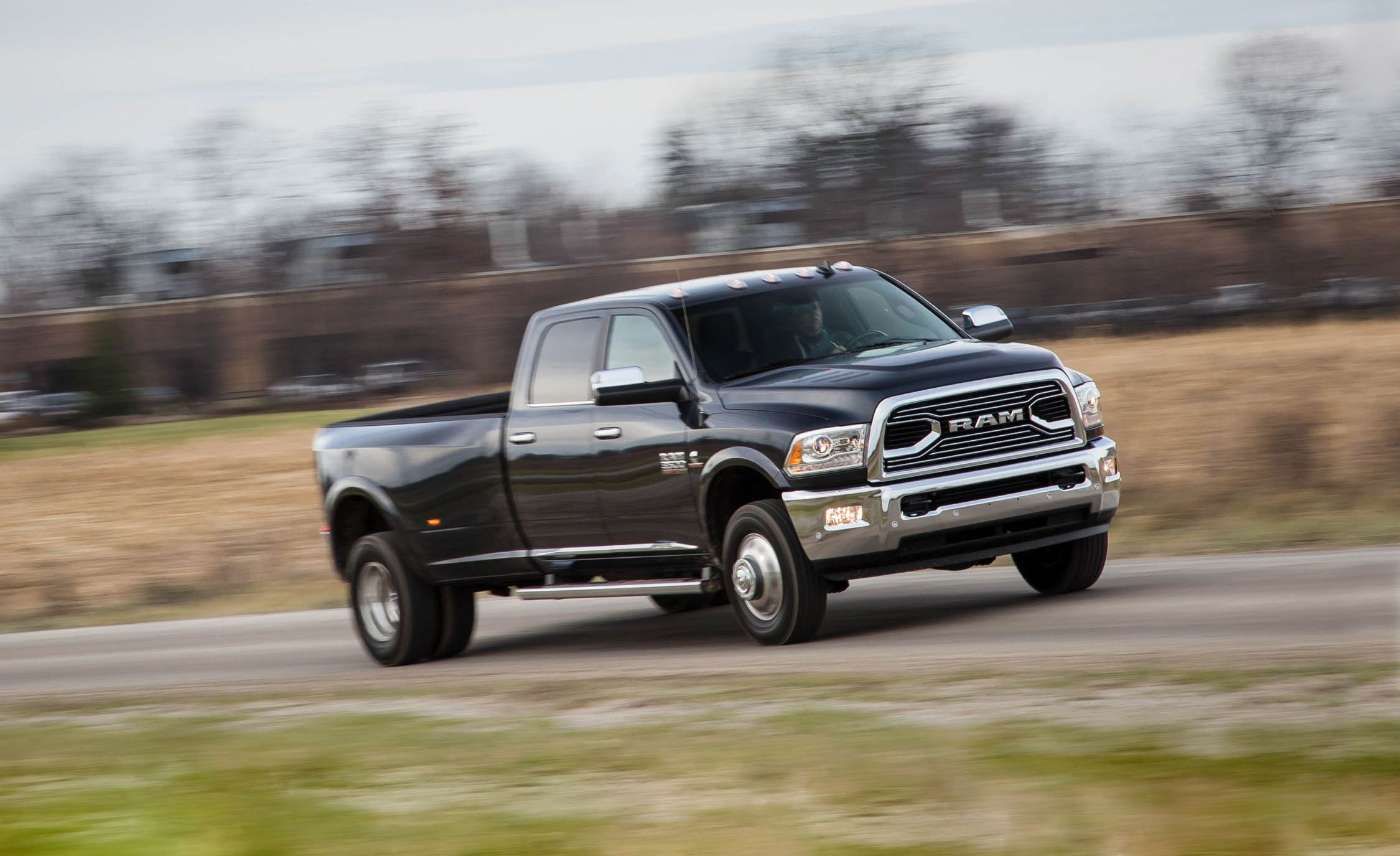2019 Ram 3500 Reviews | Ram 3500 Price, Photos, and Specs | Car and Driver