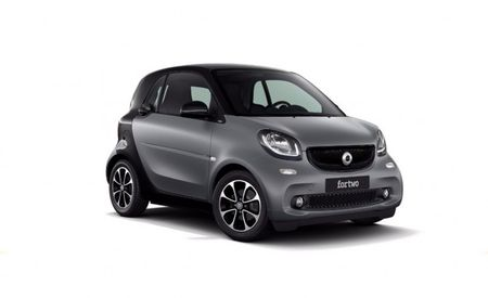 How We'd Spec It, Size Xtra Small: 2016 Smart Fortwo