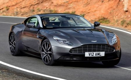 Aston Martin Details Its New, Twin-Turbo V-12—Hear It Roar