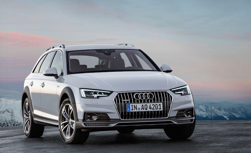 2017 Audi A4 Allroad - Slide 9