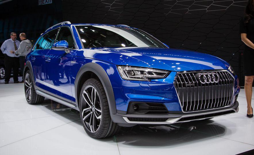 2017 Audi A4 Allroad - Slide 1