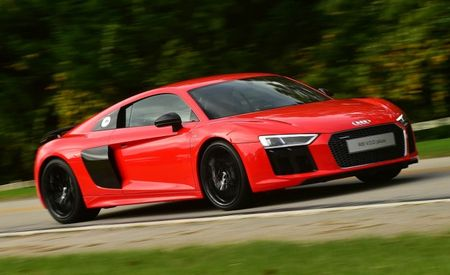What Price Supercar-dom? 2017 Audi R8 V10 Pricing Released