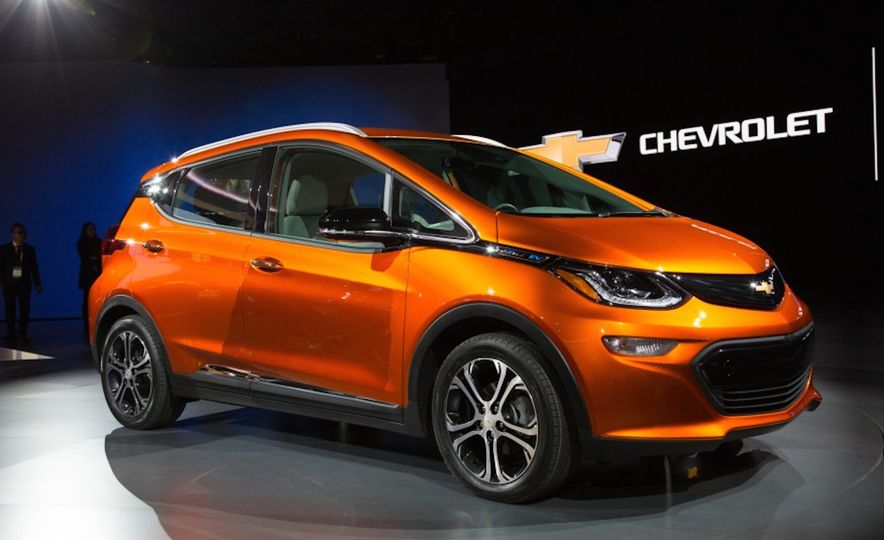 Hot Metal: The Most Anticipated New Cars of 2016 - Slide 9