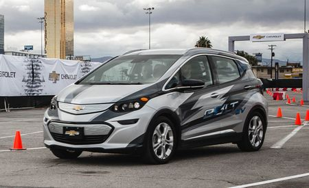 We (Briefly) Drove the 2017 Chevrolet Bolt EV and Now We're Charged Up About It!