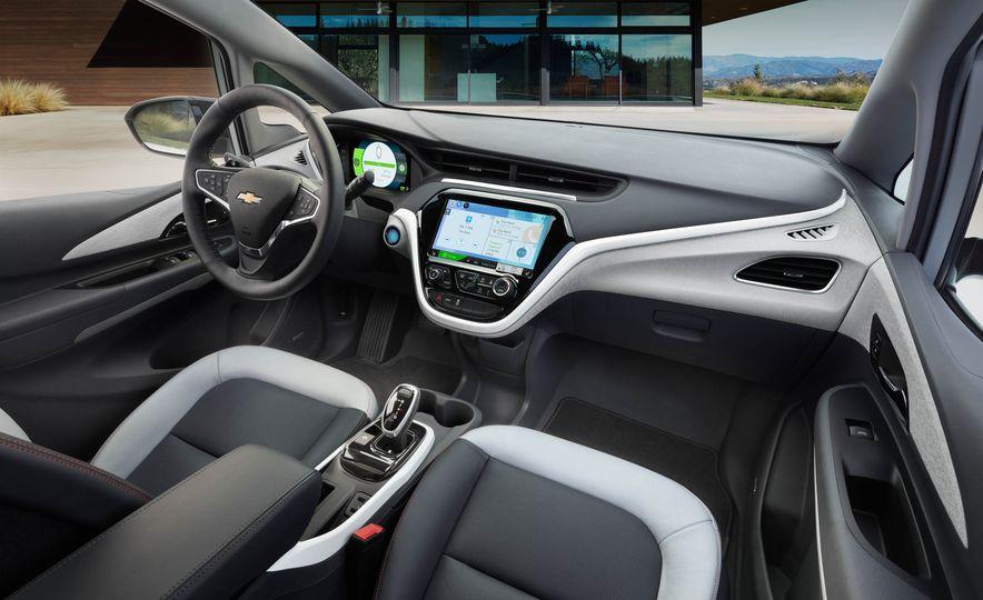2017 Chevrolet Bolt EV - Slide 12