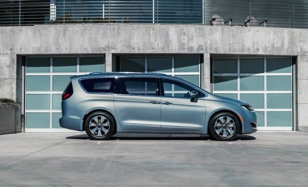 Chrysler Pacifica MPG Ratings Nearly Match Odyssey U2013 News U2013 Car And Driver