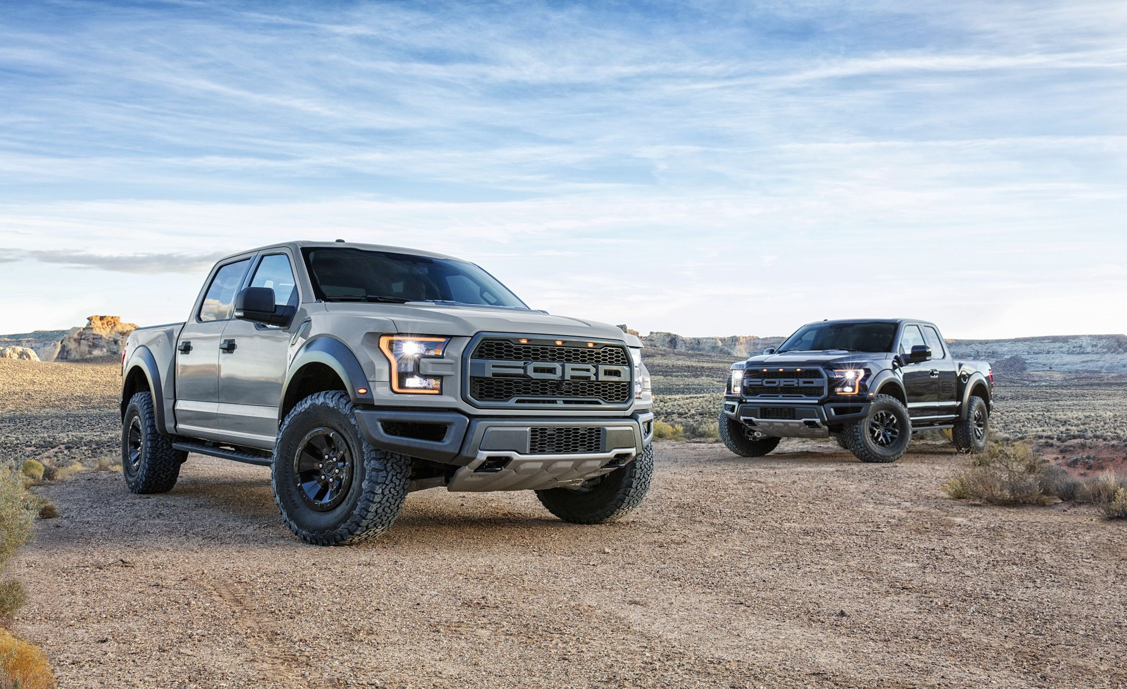 Super Truck  Ford F  Raptor Pricing Announced News Car And Driver