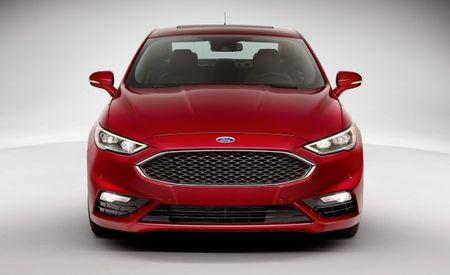 When the Road's Gone to Pot, Ford's Fusion Sport Will Mitigate Pothole Shocks [Video]