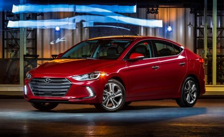 A True Independent: 2017 Hyundai Elantra Sport to Get Independent Rear Suspension, 200-Plus Horsepower