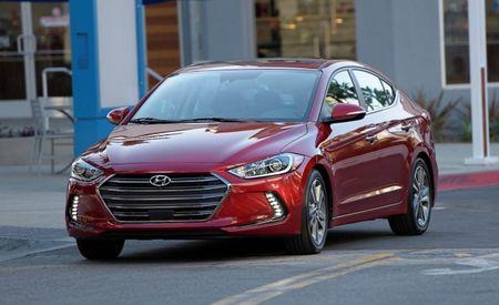 Redesigned 2017 Hyundai Elantra Starts Under $18,000
