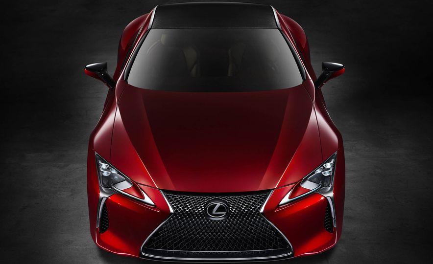 2017 Lexus LC500 - Slide 42