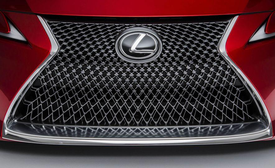 2017 Lexus LC500 - Slide 45