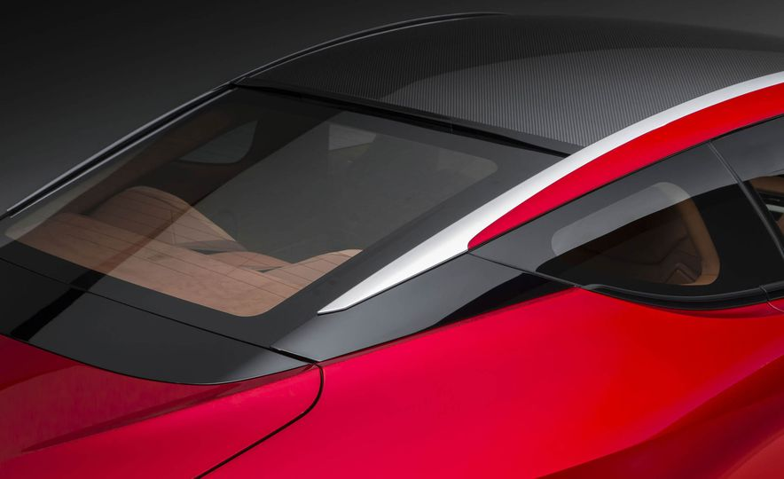 2017 Lexus LC500 - Slide 49