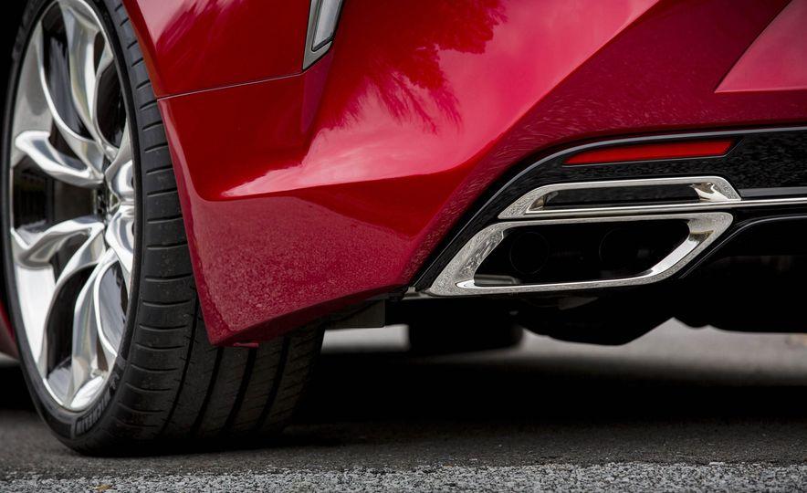 2017 Lexus LC500 - Slide 53