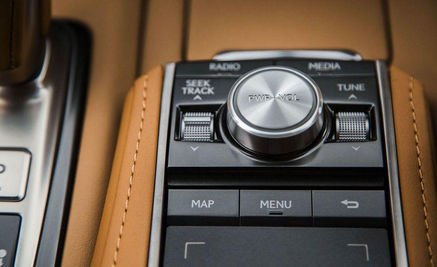 2017 Lexus LC500 - Slide 63