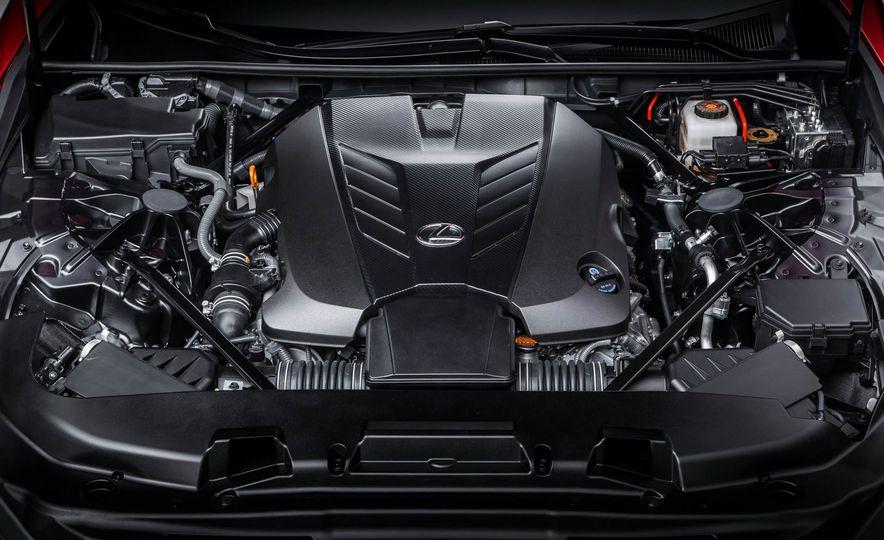 2017 Lexus LC500 - Slide 65