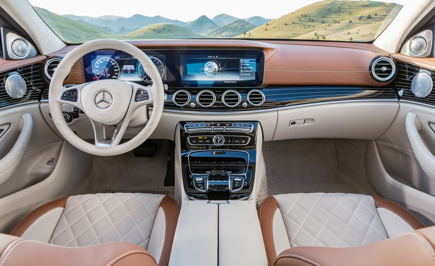 2017 Mercedes-Benz E350 - Slide 32