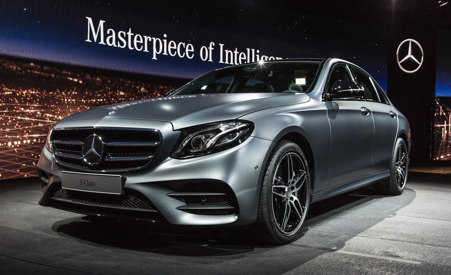 2017 Mercedes-Benz E350 - Slide 10