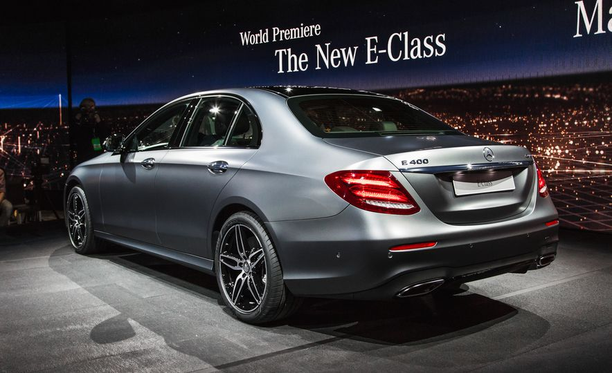 2017 Mercedes-Benz E350 - Slide 11