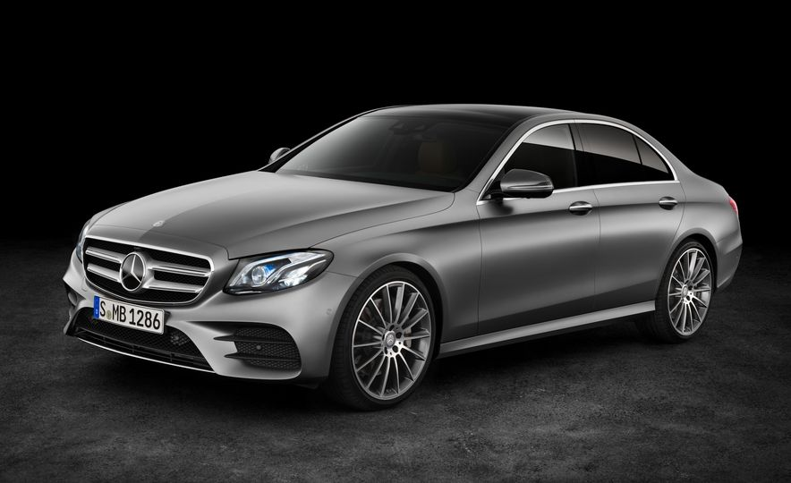 2017 Mercedes-Benz E350 - Slide 58