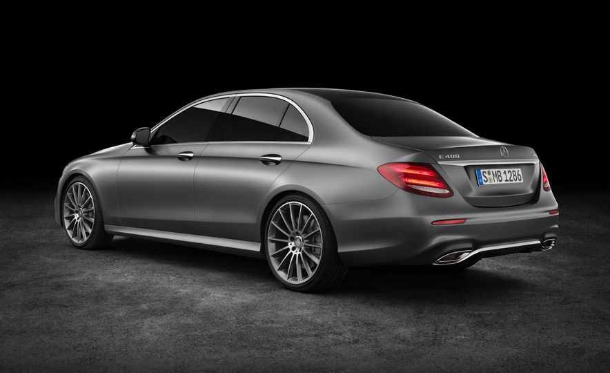 2017 Mercedes-Benz E350 - Slide 60