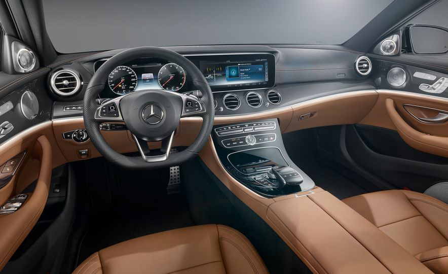 2017 Mercedes-Benz E350 - Slide 62