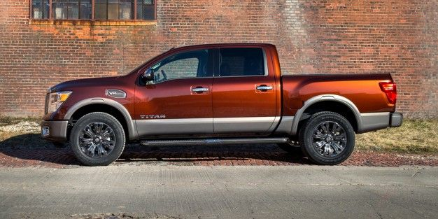 First Half-Ton Nissan Titan Pickups Arrive This Summer