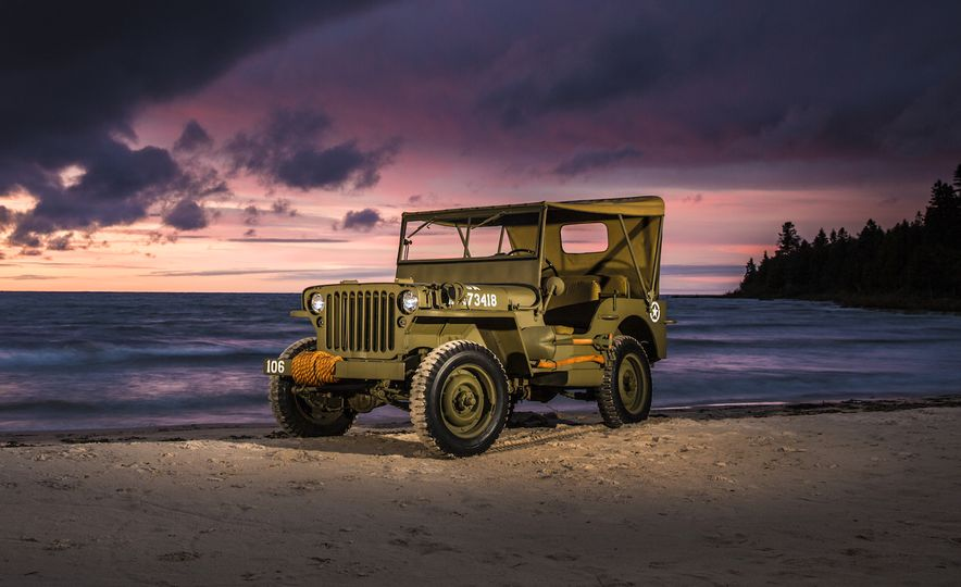 Nothing More, Nothing Less: Sweet Photos of Old Jeeps! - Slide 2