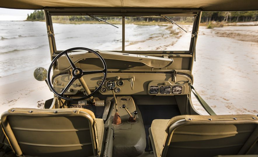 Nothing More, Nothing Less: Sweet Photos of Old Jeeps! - Slide 3