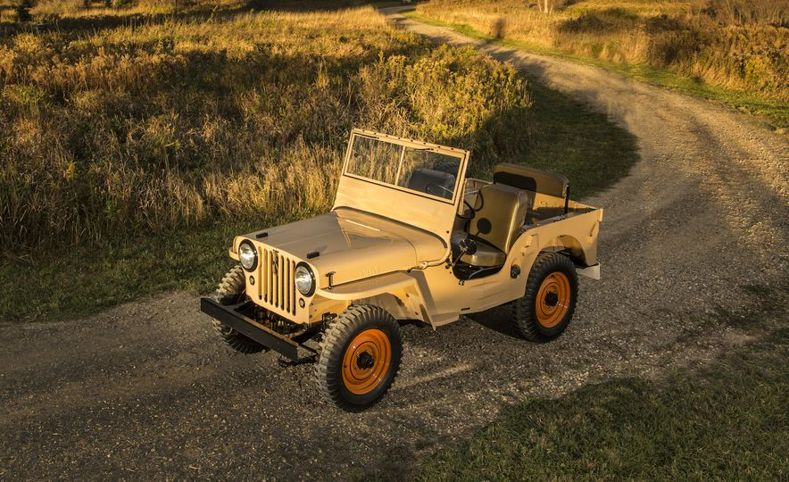 Nothing More, Nothing Less: Sweet Photos of Old Jeeps! - Slide 4