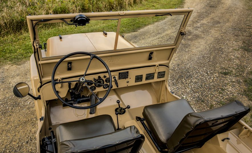 Nothing More, Nothing Less: Sweet Photos of Old Jeeps! - Slide 5