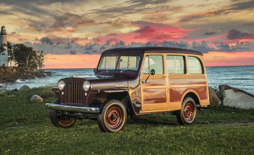 Nothing More, Nothing Less: Sweet Photos of Old Jeeps! - Slide 6