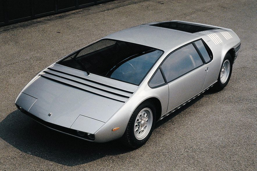 Doorstop Believin': 27 Incredible Concept Cars of the Wedge Era - Slide 7