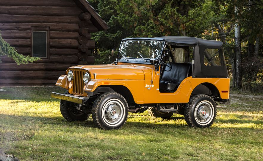 Nothing More, Nothing Less: Sweet Photos of Old Jeeps! - Slide 8