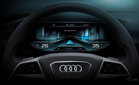 Audi's Latest Concept Previews Next-Gen A8's Autonomous-Driving Tech