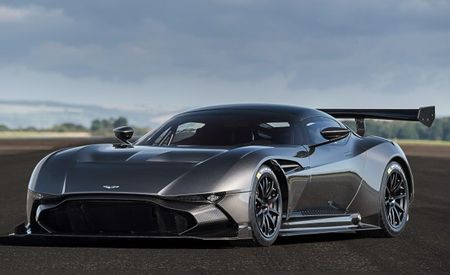 Vulcan Salute: British Company to Offer Road Conversion for Aston's Track Special