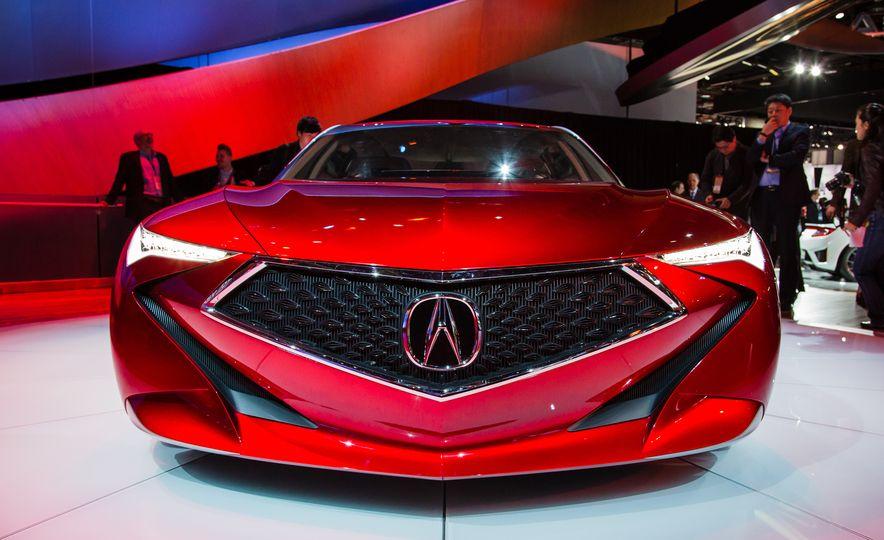 Acura Precision concept - Slide 1