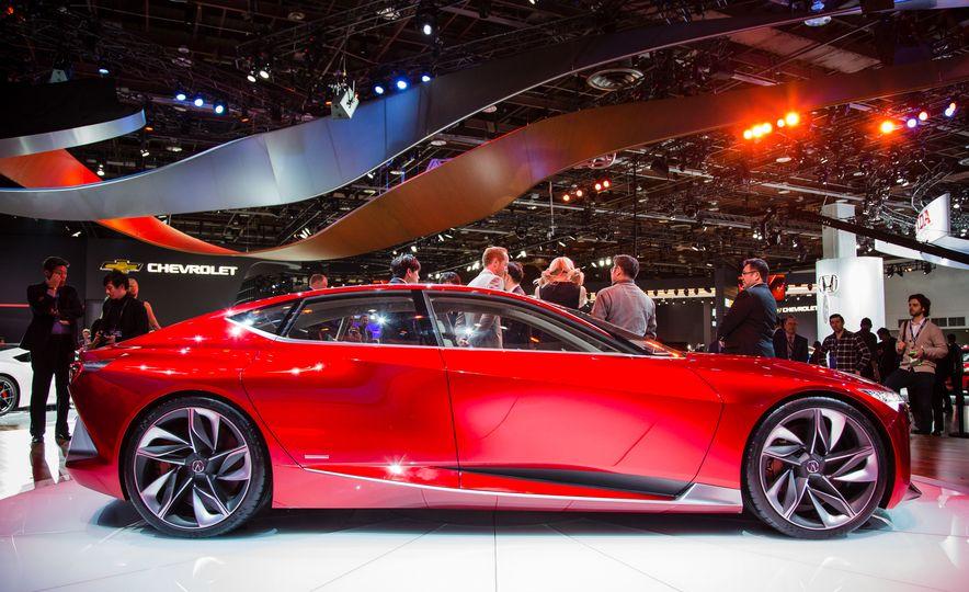 Acura Precision concept - Slide 3