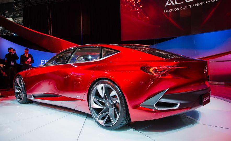 Acura Precision concept - Slide 4