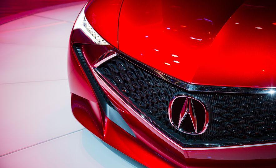 Acura Precision concept - Slide 5