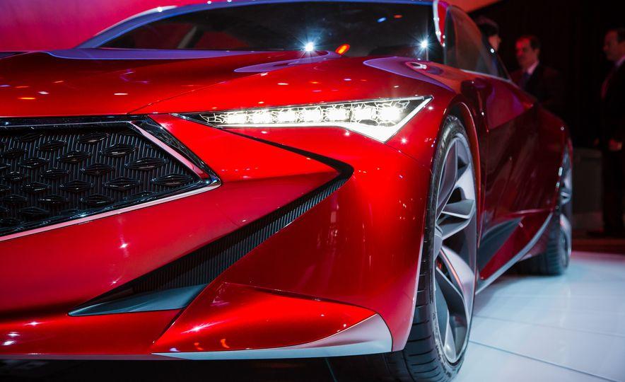 Acura Precision concept - Slide 6