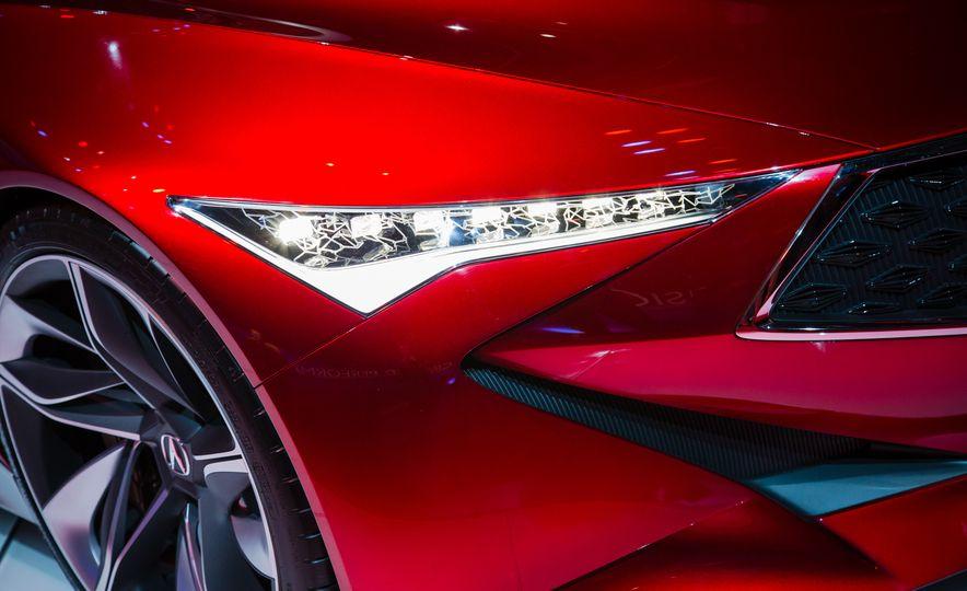 Acura Precision concept - Slide 7