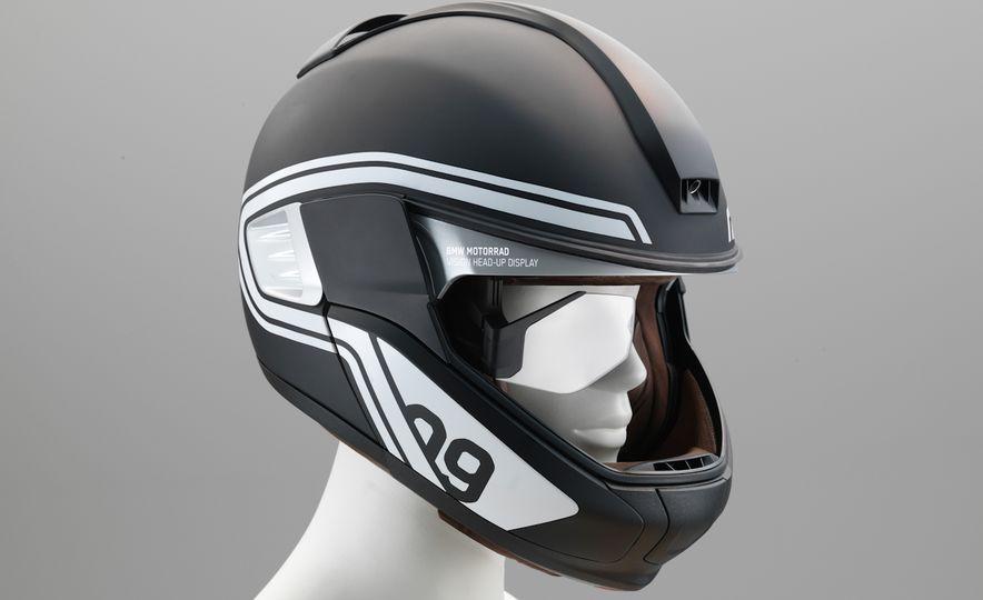 BMW ConnectedRide motorcycle laser light - Slide 14