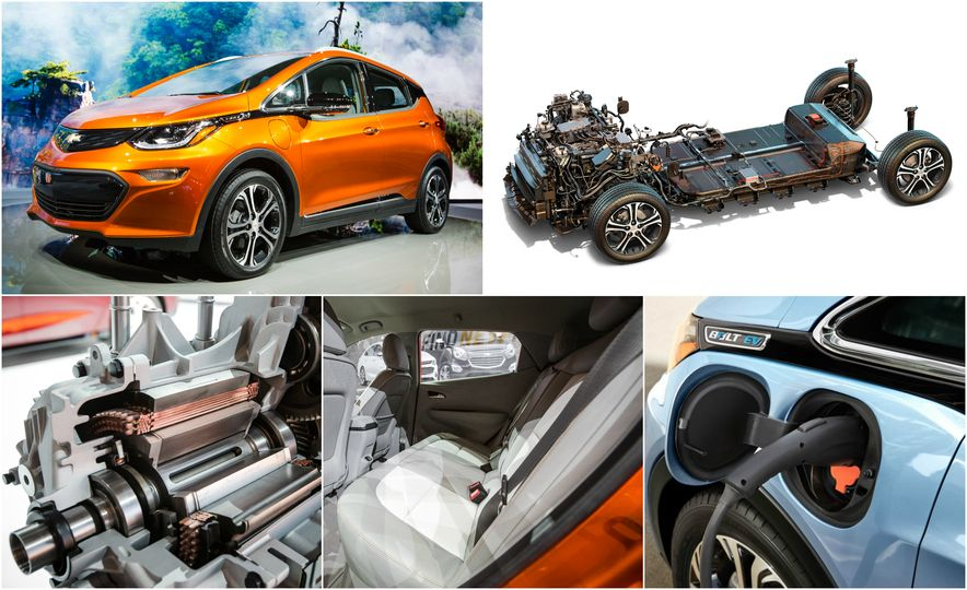12 Things to Know About Chevrolet's $30,000 Bolt EV - Slide 1