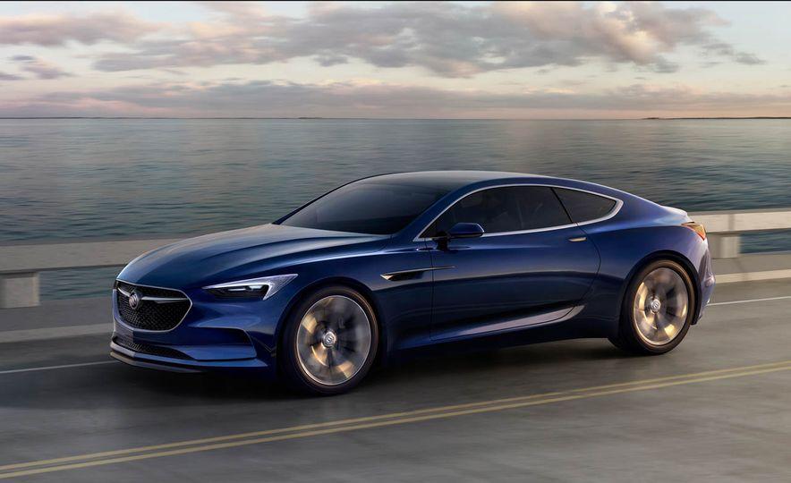 Buick Avista concept - Slide 10
