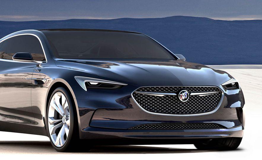 Buick Avista concept - Slide 15