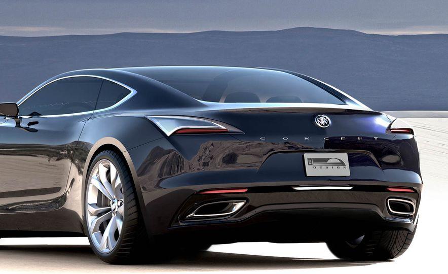 Buick Avista concept - Slide 16