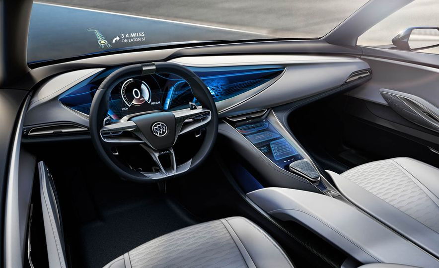Buick Avista concept - Slide 23