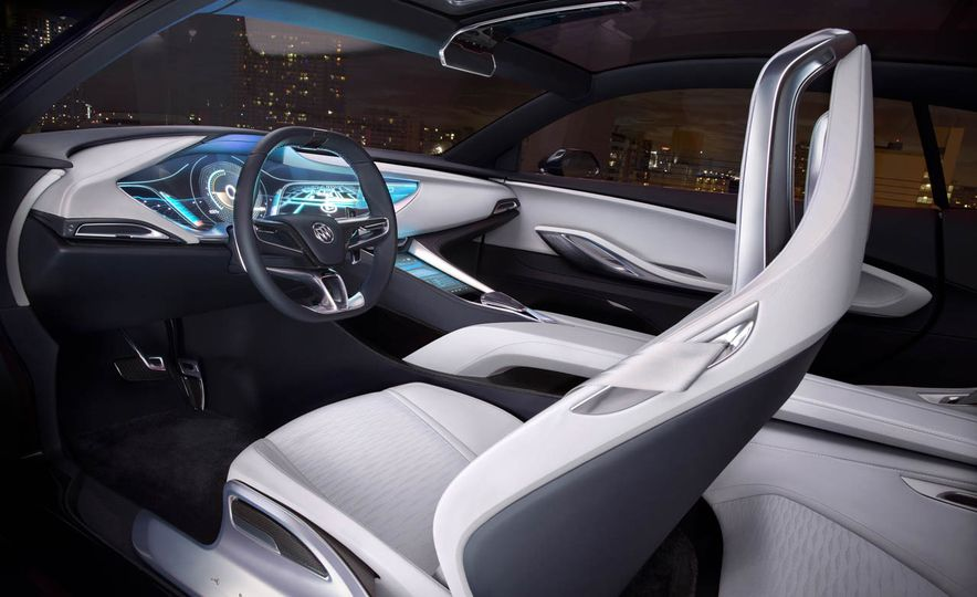 Buick Avista concept - Slide 25